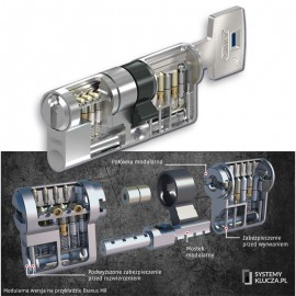 Klucze LOB standard / Comfort / Optima