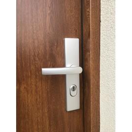 Klamko/klamka LOB CENTAUR 2 XT z ochroną wkładki