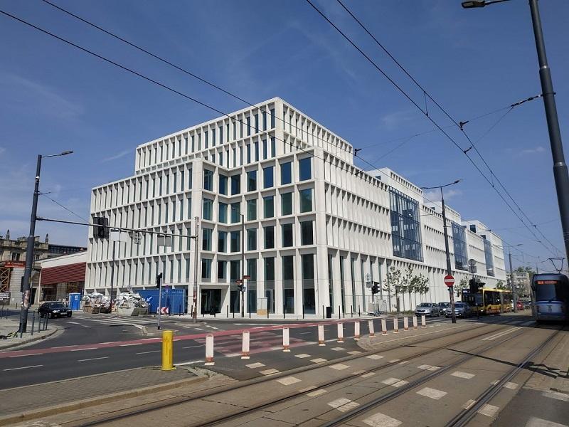 Budynek biurowy Nowy Targ