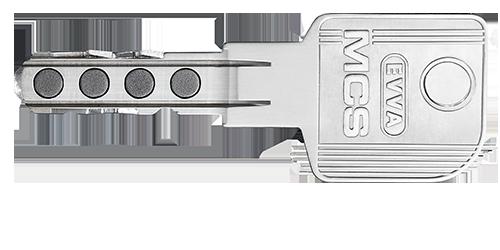 Klucz EVVA MCS